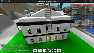 CRIMINAL VS SWAT HOW TO GET BEST KILL IN SECRET LOCATION ROBLOX