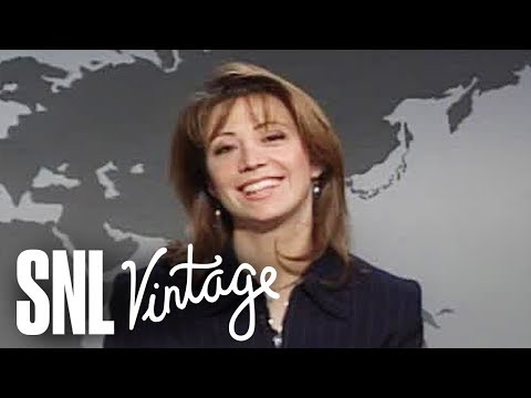 Weekend Update: Cheri Oteri commentary on Dangerous Minds - Saturday Night Live