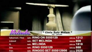 Cover images Melinda - Cinta Satu Malam (Official Video)