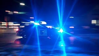 Minnesota State Patrol PURSUIT Passing Through White Bear Lake & Police Responding To Assist