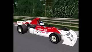 Formula 1 1973 Zolder Belgian Grand Prix Belgium Mod CREW F1 Seven full Race  danos para a deformação do cor F1 Challenge 99 02 câmera year F1C game Championship season 2 GP 4 3 2012 2013 2014 2015 20 15 15 52 48 8 NEW