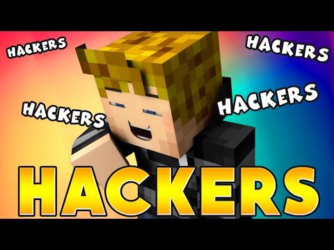 """Minecraft ` SKYWARS! """"HACKER BANNED LIVE!"""" w/PrestonPlayz"""