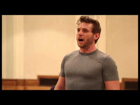 """Nathaniel Hackmann Sings 'They Call the Wind Maria' from """"Paint Your Wagon"""""""