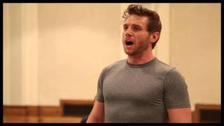 Nathaniel Hackmann Sings 'They Call the Wind Maria' from