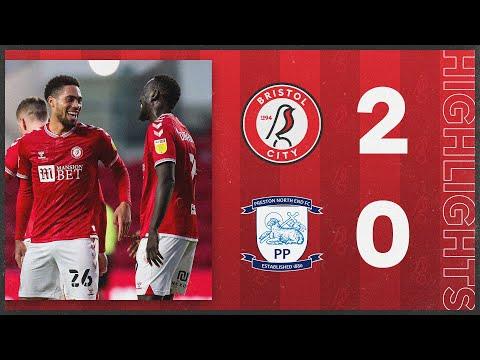 Bristol City Preston Goals And Highlights