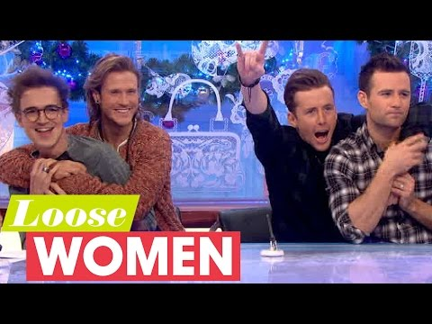 McFly Get Loose On Loose Women | Loose Women
