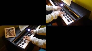 35 Edvard Grieg, Peer Gynt (4/8) : Dans le hall du roi de la Montagne - Michel Fructus, piano