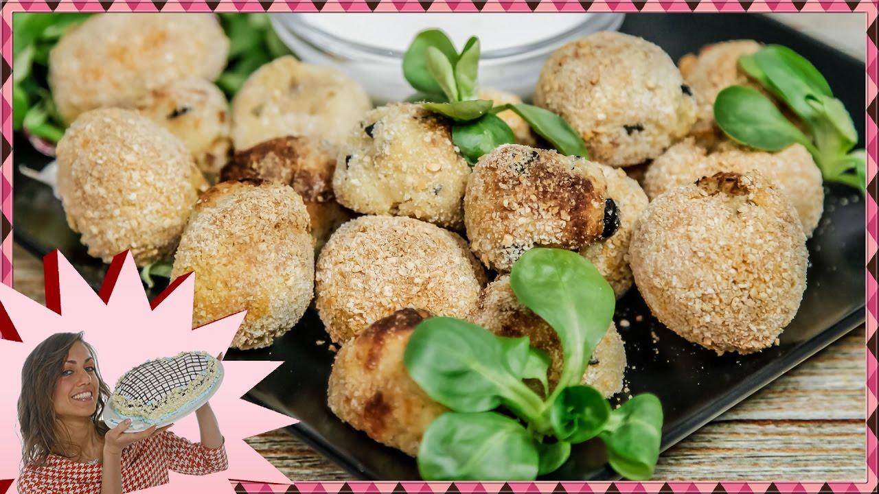 Amato Polpette di Patate e Tonno Non Fritte - Friggitrice ad aria: Come  OL29