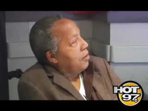 HOT 97- Frank Lucas visits Miss Jones