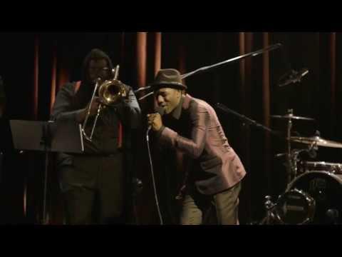 "Aloe Blacc | ""The Man"" | Live from YouTube LA"