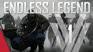 Endless Legend Gameplay - The Forgotten #1