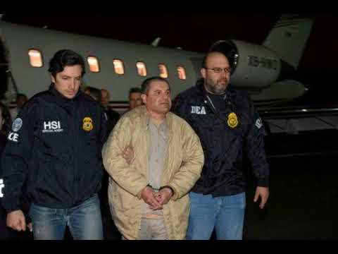U.S. Judge Will Not Dismiss Accused Mexican Drug Lord El Chapos Indictment