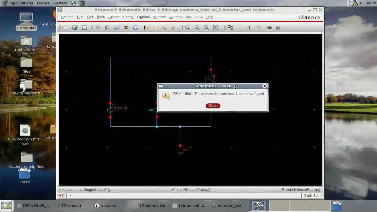 Cadence tutorial 2 -inverter design