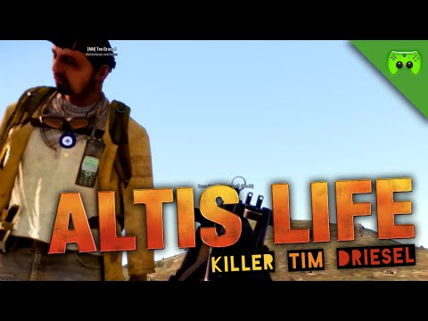 KILLER TIM DRIESEL 🎮 Arma 3: Altis Life S2 #7