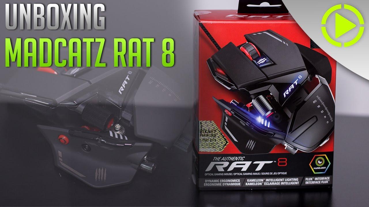 Mad Catz R A T 8 Optical Gaming Mouse Daftar Harga Terkini Dan Madcatz Rat9 Wireless Putih