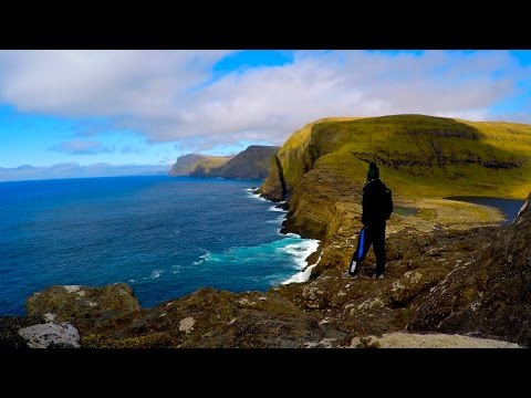 'To The Edge Of The Earth' - Exploring the Faroe Islands