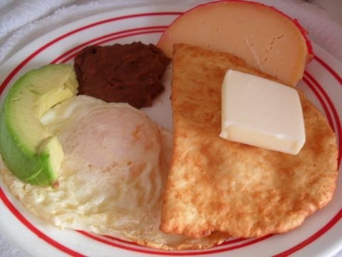 Old School Belizean Breakfast (I'm Speaking in Creole)