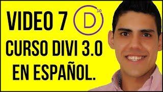Curso Divi 3.0 en Español #7: Crear La Pagina de Quienes Somos
