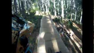 Black Rock Mountain Bike Park   Falls City, Oregon