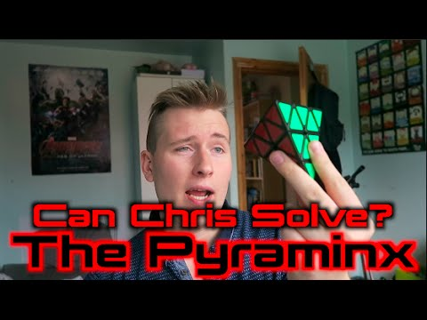 Can Chris Solve?: Pyraminx