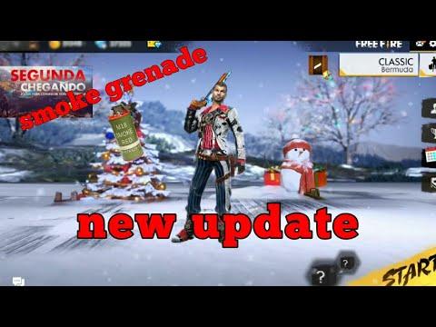 free fire new winter update snow map freefire newupdate. Black Bedroom Furniture Sets. Home Design Ideas