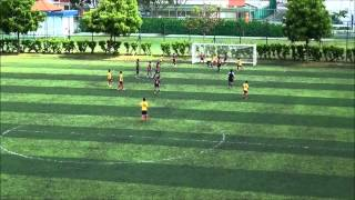 Spssc Football National 02   Group D   Round 1 - Rivervale Vs Acs