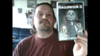 Halloween II (1981)  Collectors Edition Movie Review # 7