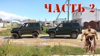 УАЗ Патриот Спорт vs Патриот стандарт, сравнение спортивной подвески часть 2
