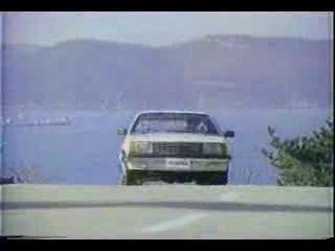 Daewoo Royale XQ 1984 commercial (korea)