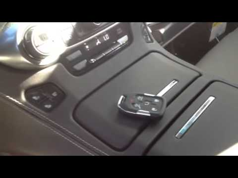 2014 Tahoe Suburban Key Fob Youtube
