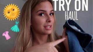 ready for summer .. 🔥 try on haul | Jasmin Azizam