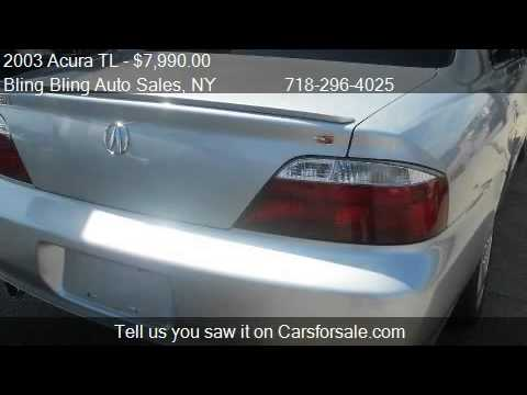Acura TL TypeS For Sale In Ozone Park NY YouTube - 2003 acura tl type s for sale