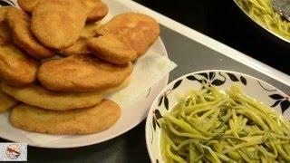 Сискал / Кукурузные лепешки / Чеченская Кухня