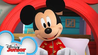 Theme Song   Mickey Mornings  Disney Junior