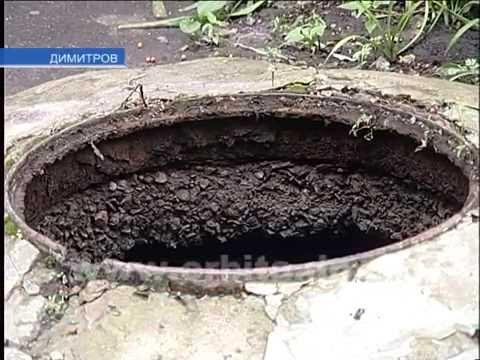 купить люк для канализации Киров - YouTube
