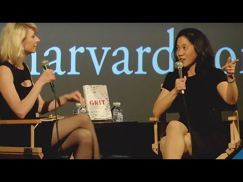 Angela Duckworth With Amy Cuddy: The Power Of Passion And Perseverance