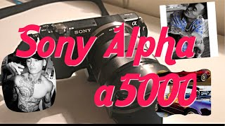 Sony Alpha a5000 Review