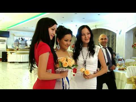 Казахско-корейская свадьба. Ведущие Олег Рублев тел. +7 707 320 4729.