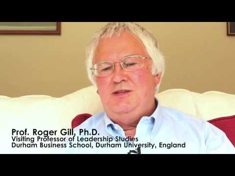 Roger Gill: What is Leadership?