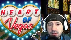HEART OF VEGAS SLOTS Slot Casino Games P9 Free Mobile Game  Android  Ios Gameplay Youtube YT Video