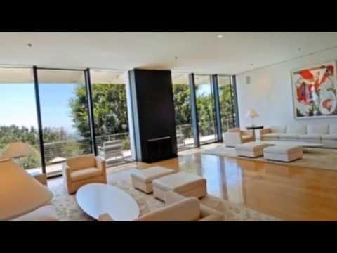Jennifer Aniston House Bel Air mansion