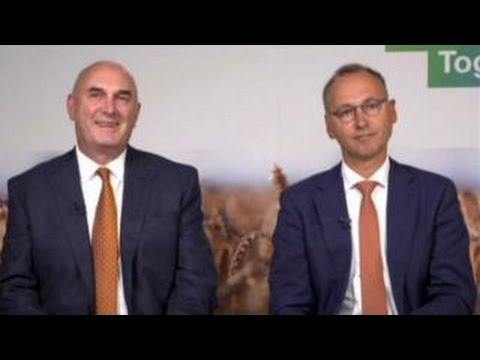 Bayer, Monsanto CEOs discuss merger deal