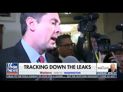 Chairman Nunes discusses Russia investigation on Watters' World