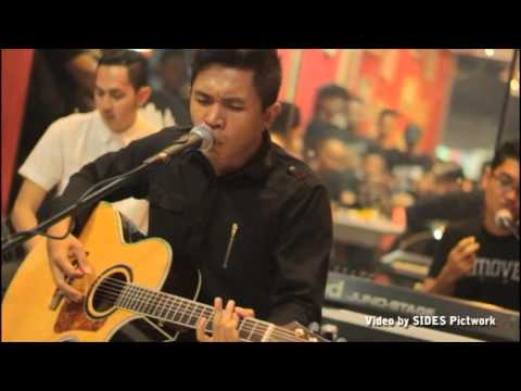 Captain Jack - Kupu Kupu Baja (Live Accoustic from Mars Radiance Cafe - Bali)