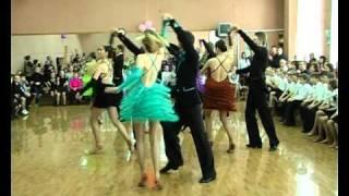 Народный ансамбль бального танца   Шарм