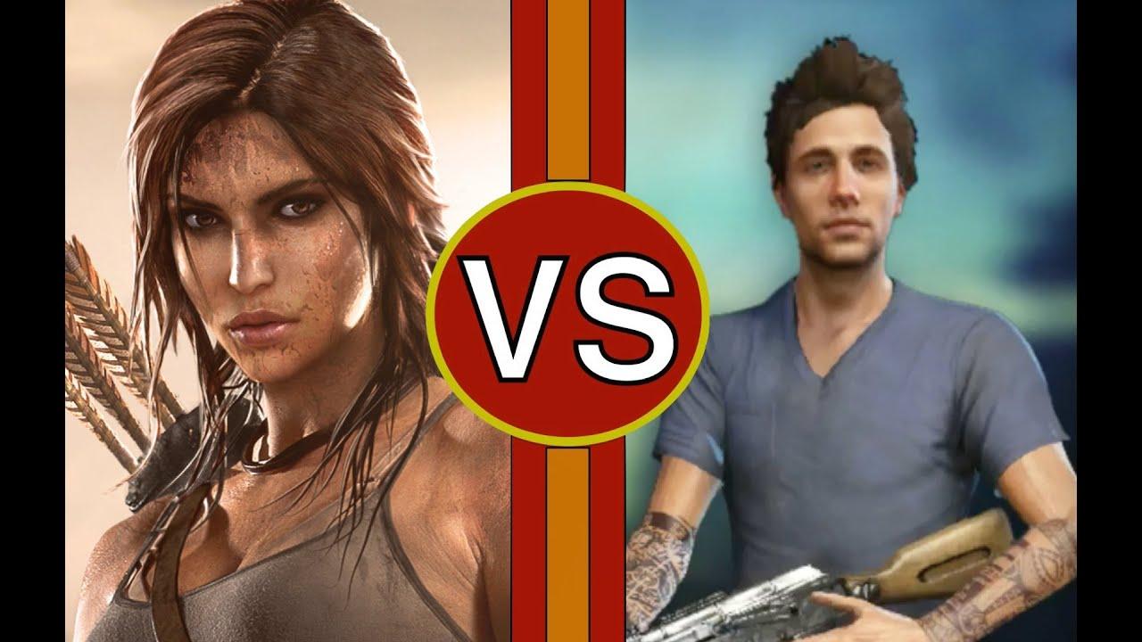 Lara Croft Vs Jason Brody Far Cry 3 Who Would Win Youtube