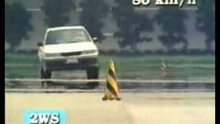 Mitsubishi Galant Dynamic 4 - Active Safety (2/2)