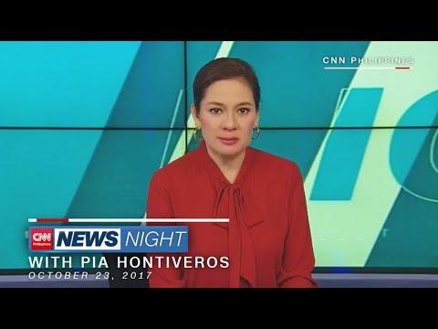 CNN Philippines: 'News Night' in 10 Minutes [102317]
