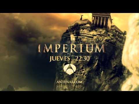 ANTENA 3 TV  IMPERIUM  A las 22:30, España. UE.
