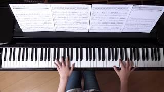2016年3月16日録画、 使用楽譜;月刊Pianoプレミアム極上のピアノ2016年...